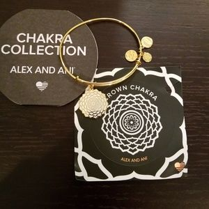 Crown chakra Alex and Ani